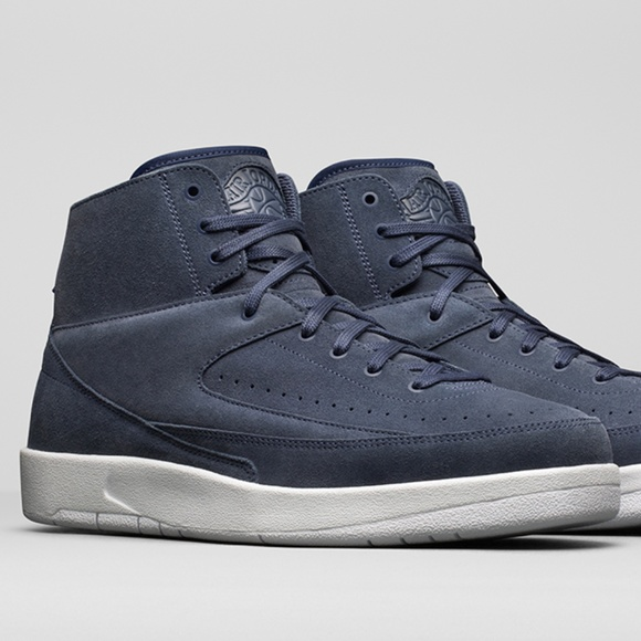 Jordan Other - Nike Air Jordan 2 Deconstructed Thunder Blue 9-13